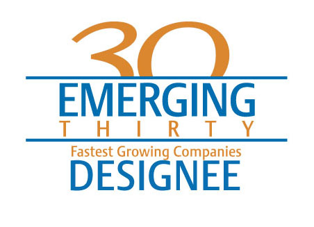 emerging-30-logo-designee