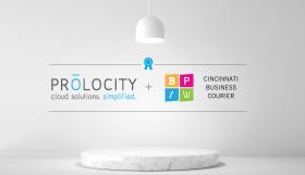 Prolocity and Cincinnati Business Courier